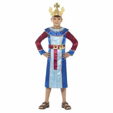 Koning melchior kerst carnavalskleding jongens den bosch