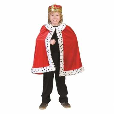 Koningscarnavalskleding kinderen Den Bosch