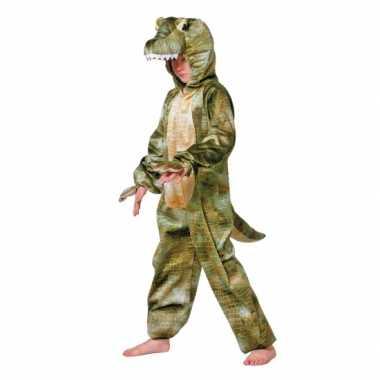 Krokodil carnavalskleding kinderen Den Bosch