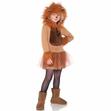 Leeuw carnavalskleding meiden Bosch