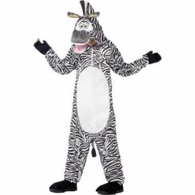 Madagascar zebra carnavalskleding marty den bosch