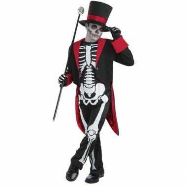 Mr. bone jangles carnavalskledings kinderen den bosch