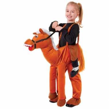 Paarden carnavalskleding kids Bosch