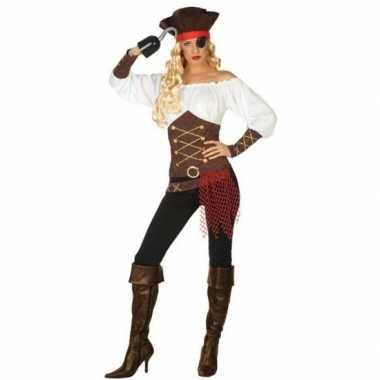 Piraten carnavalskleding agatha dames den bosch