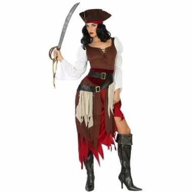 Piraten carnavalskleding francis dames den bosch