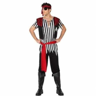 Piraten carnavalskleding jack heren den bosch