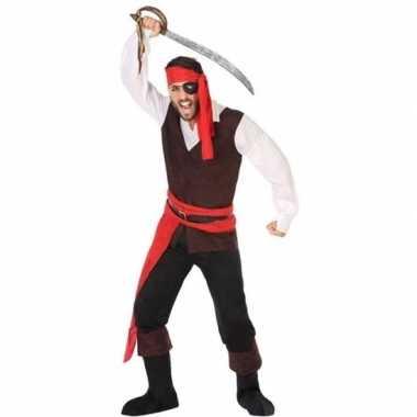 Piraten carnavalskleding john heren den bosch