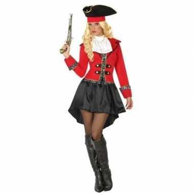Piraten carnavalskleding kapitein grace dames den bosch