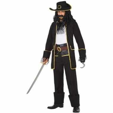 Piraten carnavalskleding kapitein thomas heren den bosch