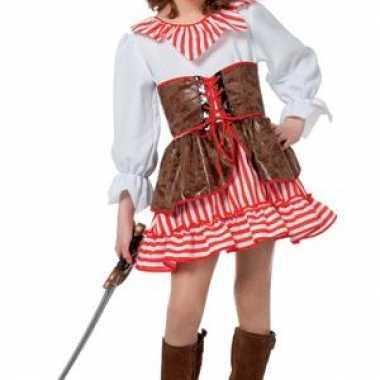 Piraten carnavalskledings meisjes den bosch