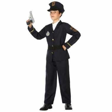 Politie agent uniform carnavalskleding jongens den bosch