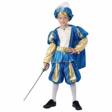 Prins carnavalskleding hoed jongens den bosch