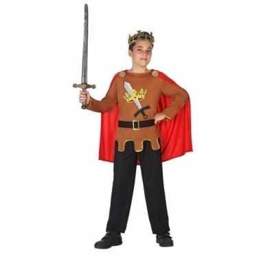Ridder carnavalskleding middeleeuws jongens den bosch