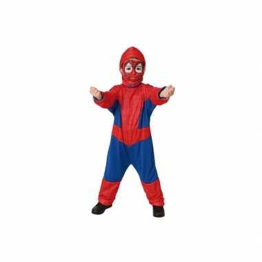 Spinnenman carnavalskleding jongens Den Bosch