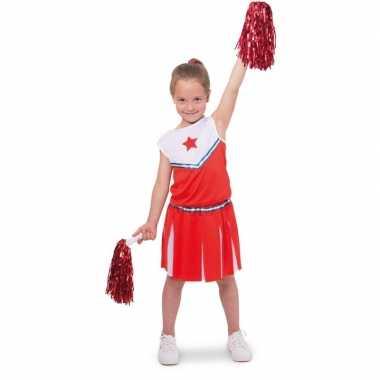 Voor cheerleader carnavalskleding meisjes den bosch