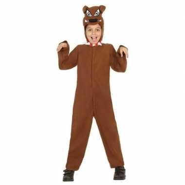 Voor hond/honden verkleedcarnavalskleding kinderen bosch