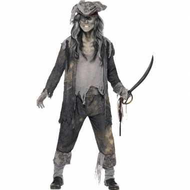 Zombie piraten carnavalskleding heren den bosch