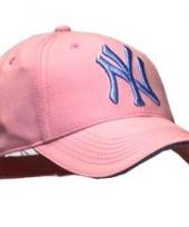 Carnavalskleding baseballcap new york yankees