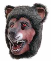 Carnavalskleding beren maskers volwassenen