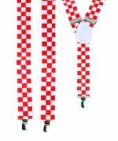 Carnavalskleding brabant bretels