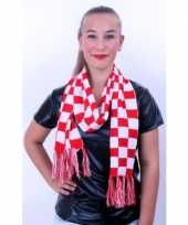 Carnavalskleding brabant sjaal