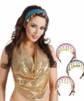 Carnavalskleding buikdanseres hoofdbanden