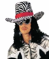 Carnavalskleding carnavals hoed haar