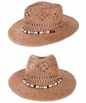 Carnavalskleding cowboy hoed ibiza style