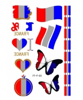 Carnavalskleding d tatoeages frankrijk