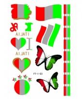 Carnavalskleding d tatoeages italie