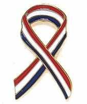 Carnavalskleding embleem nederlandse krul