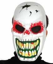 Carnavalskleding eng skelet masker halloween