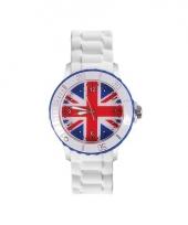 Carnavalskleding groot brittannie horloge volwassenen