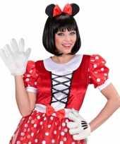 Carnavalskleding grote muis handen volwassenen