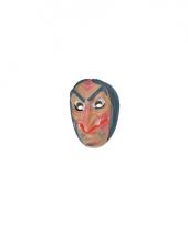 Carnavalskleding halloween heksenmasker darcy