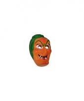 Carnavalskleding halloween heksenmasker genevieve