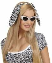 Carnavalskleding honden oren diadeem dalmatier