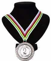 Carnavalskleding kampioensmedaille nr wereldkampioen 10091794