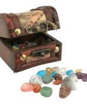 Carnavalskleding kinderfeestje piraten schatkist juwelen