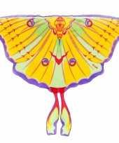 Carnavalskleding komeetstaart vlinder kindervleugels