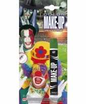 Carnavalskleding make up stift groen