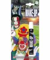 Carnavalskleding make up stift wit