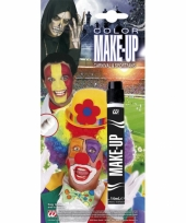 Carnavalskleding make up stift zwart