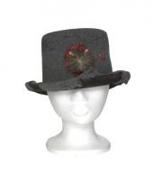 Carnavalskleding mannen hoed rat h