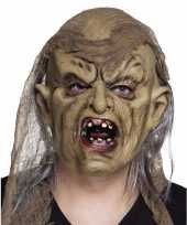 Carnavalskleding monster masker latex