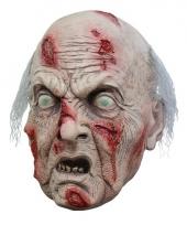 Carnavalskleding oude mannen masker wonden