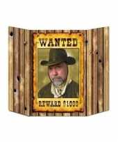 Carnavalskleding reward stand bord