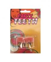 Carnavalskleding rotte tanden gebitjes
