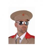 Carnavalskleding russische generaal pet