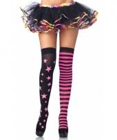 Carnavalskleding stars and stripes dameskousen